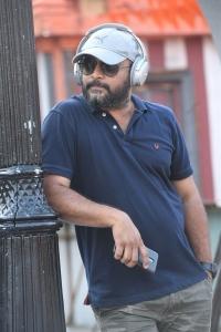 Director VI Anand in Disco Raja Movie Photos HD