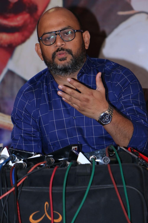 Disco Raja Movie Press Meet Stills