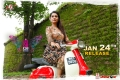 Actress Payal Rajput in Disco Raja Movie Release Posters