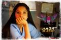Actress Tanya Hope in Disco Raja Movie Release Posters