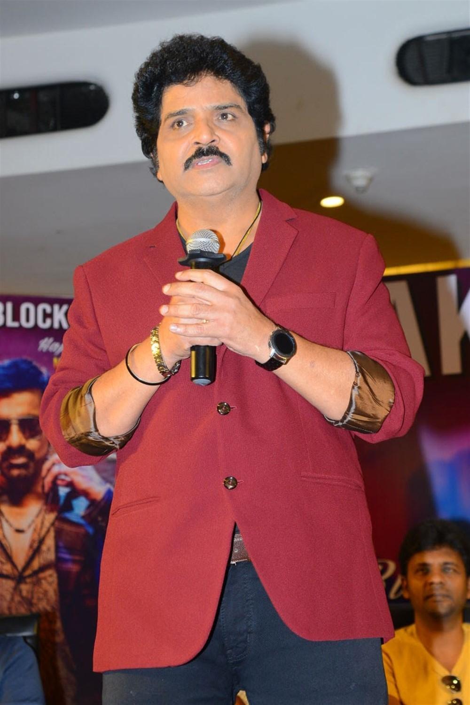 Ramki @ Disco Raja Movie Success Meet Stills