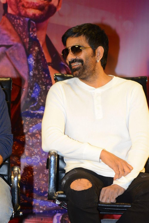 Ravi Teja @ Disco Raja Movie Success Meet Stills