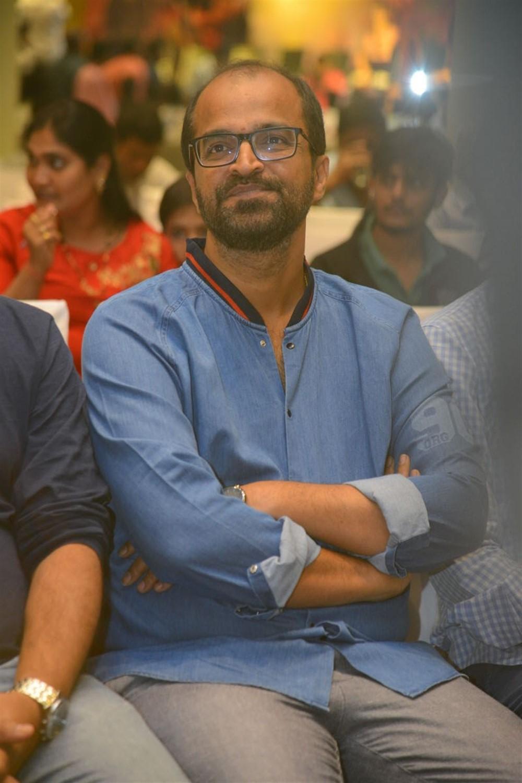 Abburi Ravi @ Disco Raja Movie Success Meet Stills