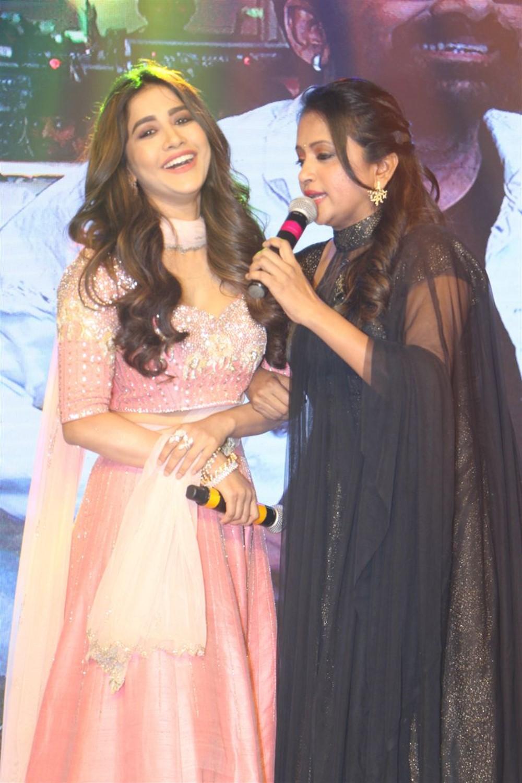 Nabha Natesh @ Disco Raja Pre Release Event Stills
