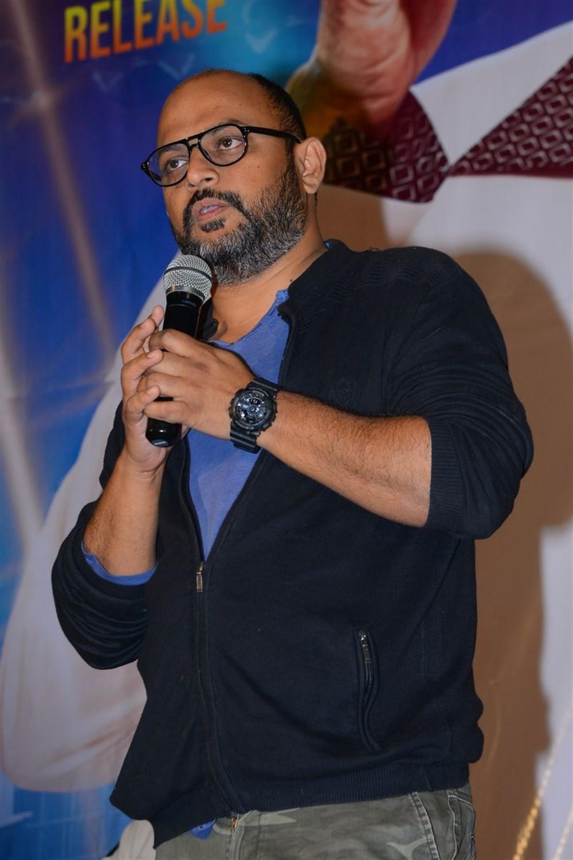 VI Anand @ Disco Raja Movie Rum Pum Bum Song Launch Stills