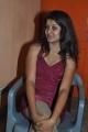Tamil Actress Disha Hot Photoshoot Stills in Red Dress