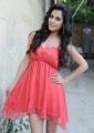 Disha Pandey New Hot Photoshoot in Light Red Sleeveless Dress