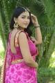 Actress Divya Pandey Saree Pics @ G - Zombie Movie Pre-Release