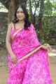 Actress Divya Pandey Saree Pics @ G - Zombie Movie Pre-Release