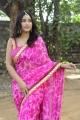 G Zombie Movie Heroine Divya Pandey Saree Pics