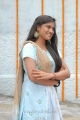 Actress Divya Rao Cute Stills in Churidar