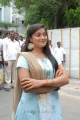 Actress Divya Rao Stills at Gaja Donga Movie Opening