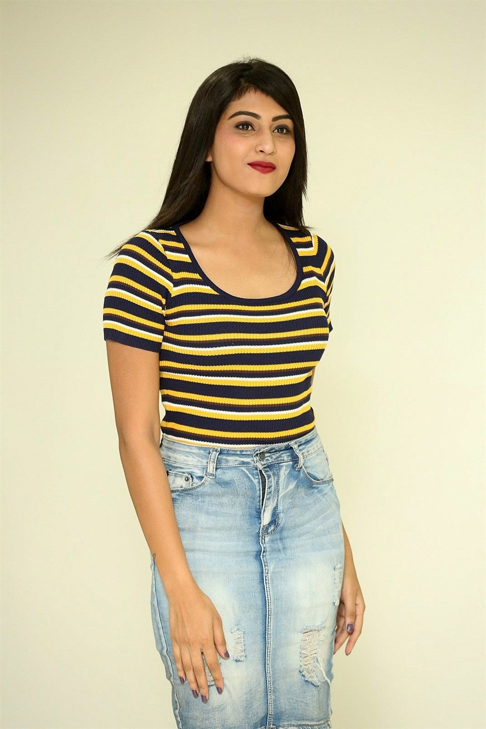 Degree College Actress Divya Rao Photos