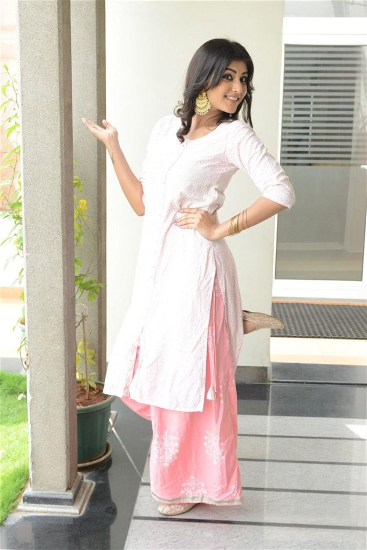 Actress Divya Rao Pictures @ Degree College Movie Success Meet