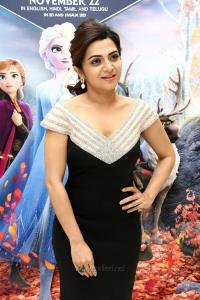 Actress DD Divyadarshini HD Photos @ Frozen 2 Tamil Press Meet