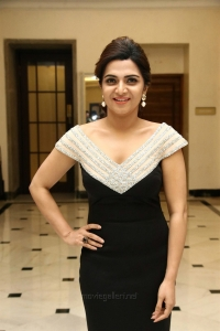 Actress Dhivyadharshini HD Photos @ Frozen 2 Tamil Movie Press Meet