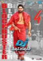 Allu Arjun's DJ 4th Week Posters
