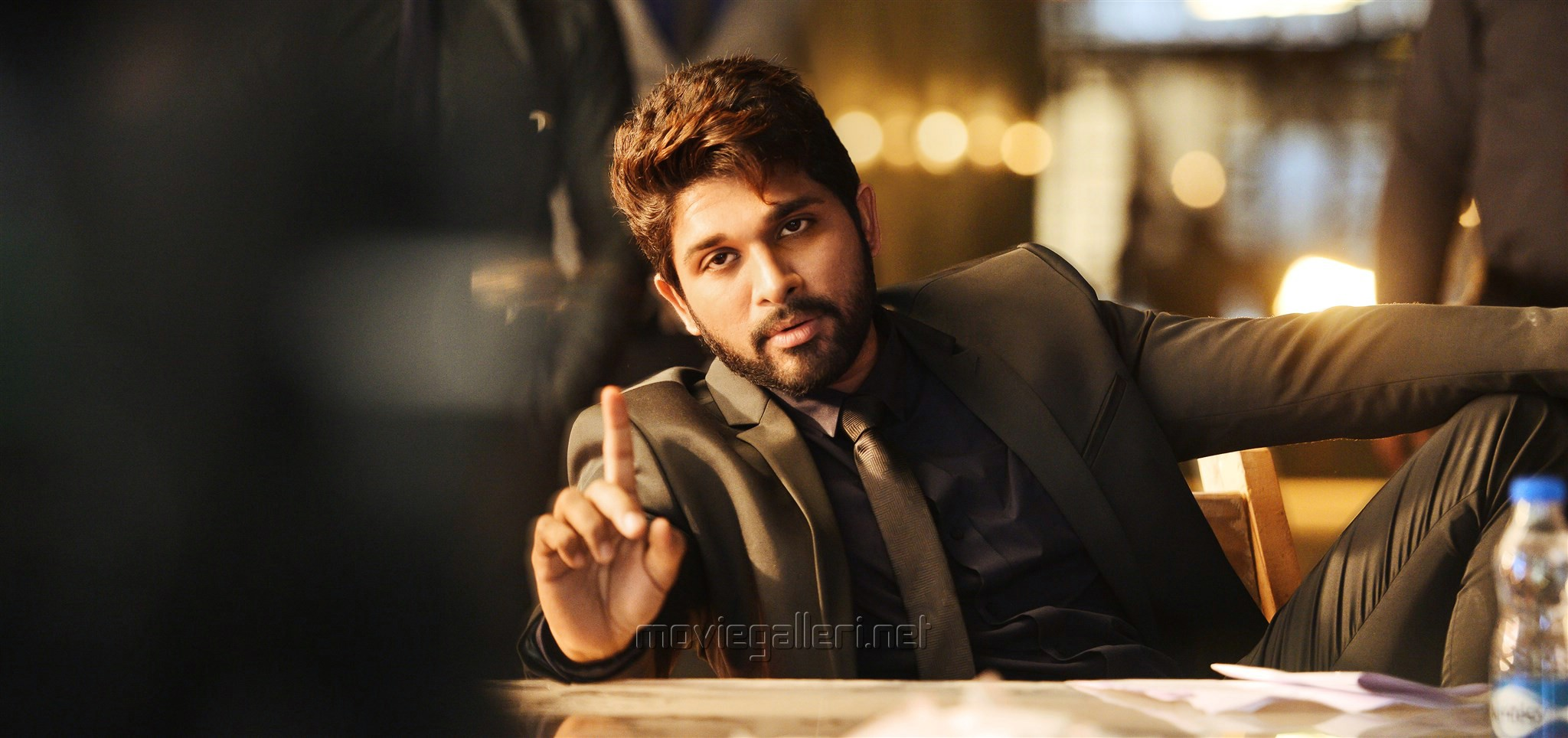 Actor Allu Arjun in DJ Duvvada Jagannadham Movie HD Photos