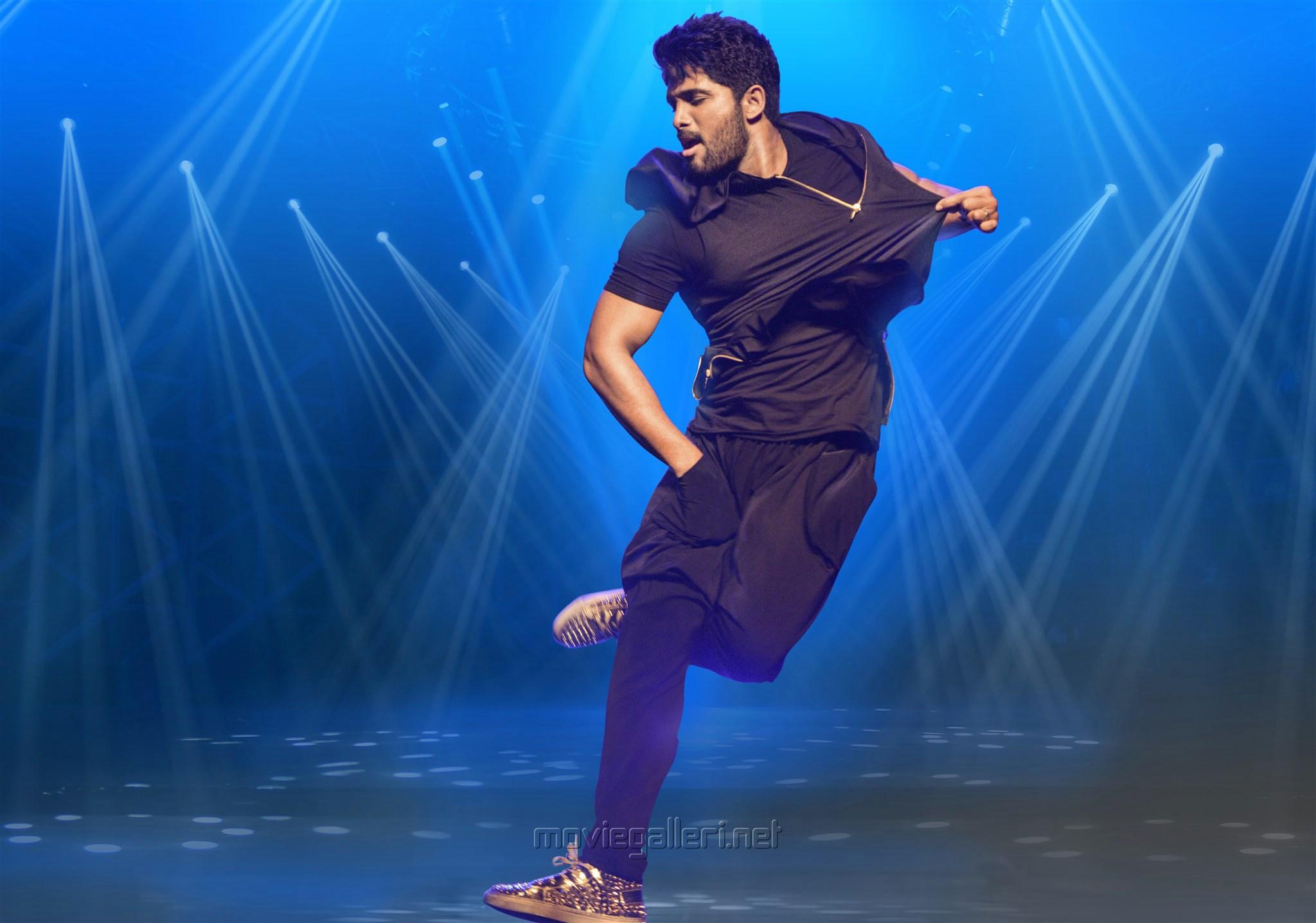 Actor Allu Arjun in DJ Movie HD Stills