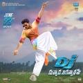 Stylish Star Allu Arjun's DJ Movie June 23rd Release Posters