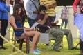 Pooja Hegde, Harish Shankar @ DJ Movie Working stills
