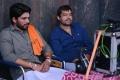 Allu Arjun, Shirish @ DJ Movie Working stills