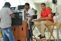 Harish Shankar, Dil Raju @ DJ Movie Working stills