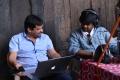 Shirish, Harish Shankar @ DJ Movie Working stills