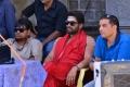 Harish Shankar, Allu Arjun, Dil Raju @ DJ Movie Working stills
