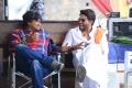 Harish Shankar, Allu Arjun @ DJ Movie Working stills