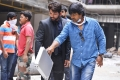 Allu Arjun, Harish Shankar @ DJ Movie Working stills