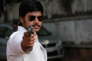 Actor Sandeep Kishan in DK Bose Latest Photos