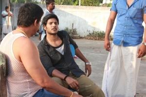 Sampath Raj, Sandeep in DK Bose Movie Latest Pictures