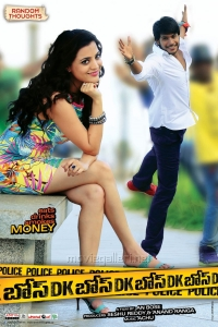 Nisha Agarwal, Sandeep in DK Bose Movie New Posters