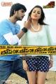 Sandeep Kishan, Nisha Agarwal in DK Bose Movie New Posters