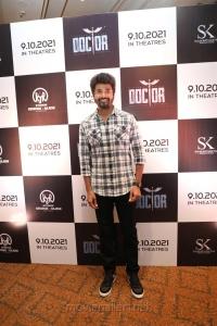 Actor Sivakarthikeyan @ Doctor Pre Release Event Stills