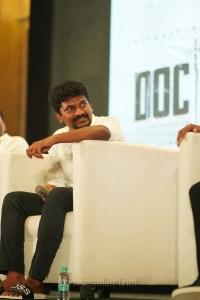Director Nelson Dilipkumar @ Doctor Pre Release Event Stills