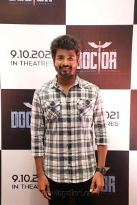 Sivakarthikeyan @ Doctor Pre Release Event Stills