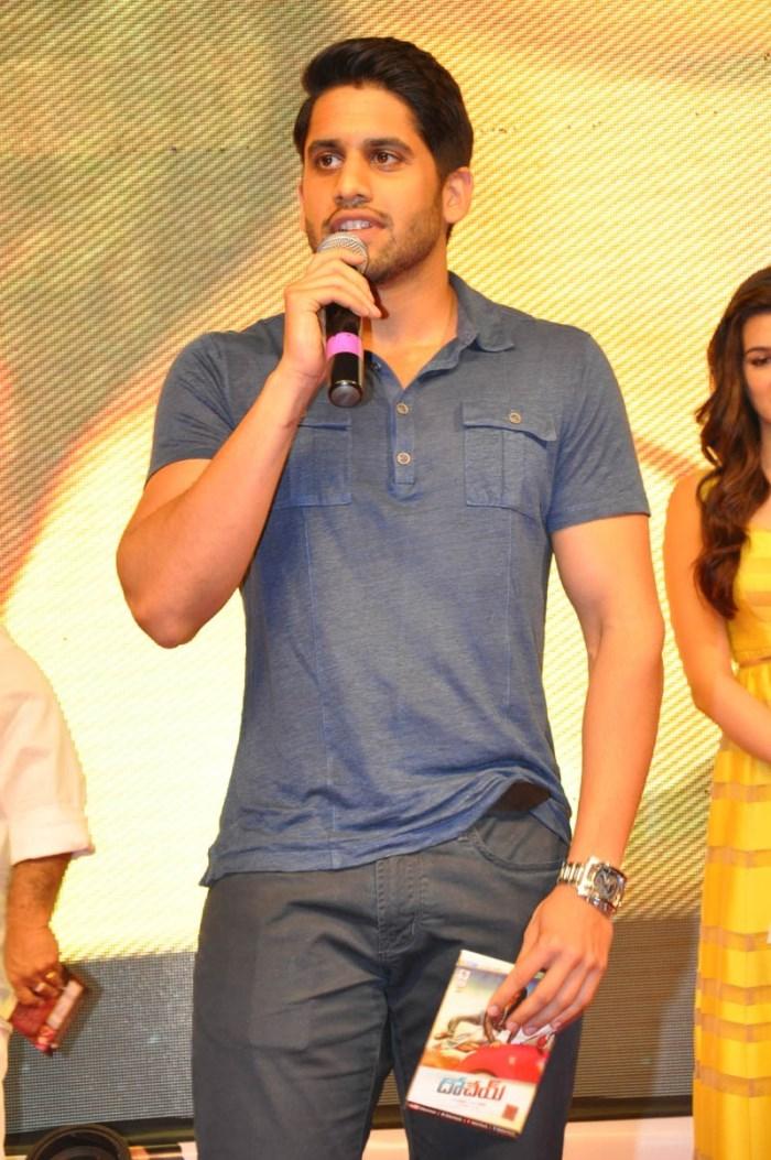 Naga Chaitanya @ Dohchay Movie Audio Launch Stills