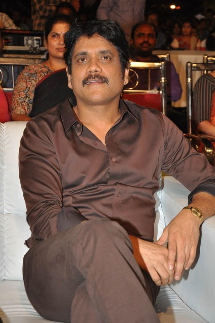 Nagarjuna @ Dohchay Movie Audio Launch Stills