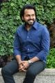 Donga Movie Actor Karthi Interview Photos