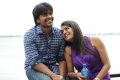 Mangam Srinivas, Tashu Kaushik in Doola Seenu Telugu Movie Stills
