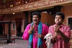 Raghubabu, Bharath in Doosukeltha Movie Latest Stills