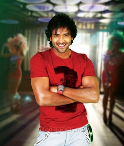 Actor Manchu Vishnu in Doosukeltha Telugu Movie Stills