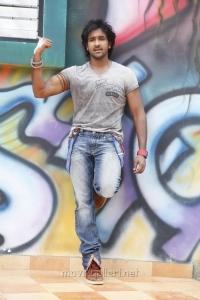 Actor Vishnu Manchu in Doosukeltha Movie Stills