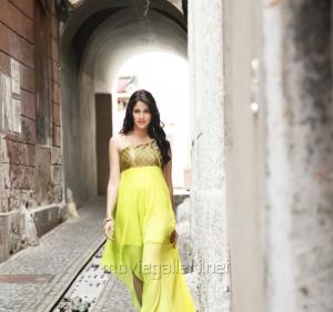 Actress Lavanya Tripathi in Doosukeltha Movie Stills