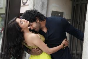 Lavanya Tripathi, Manchu Vishnu in Doosukeltha Movie Stills