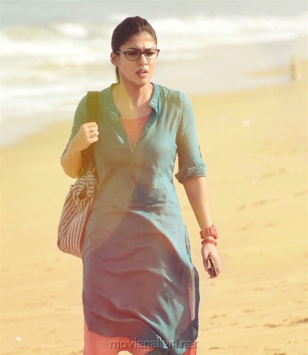 Actress Nayanthara's Dora Images