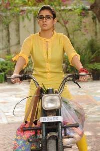 Actress Nayanthara HD Images in Dora Movie