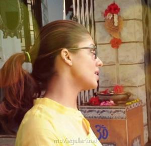 Actress Nayanthara's Dora Movie Images
